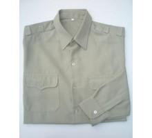 Quần áo công nhân vải kaki 65/35