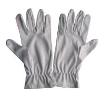 Găng tay sợi siêu mịn co dãn 1 chiều vải không bụi