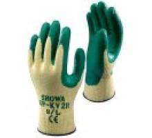 GPKV2R Găng tay chống cắt phủ Nitrile SHOWA