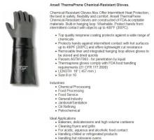 9026 Găng tay chống hóa chất-chịu nhiệt Ansell