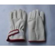 Găng tay da heo ( xé dán phía sau)