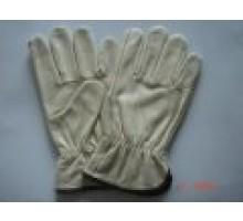 Găng tay da heo không xé dáng