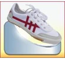 CSH03 Giày vải Asia đế vàng vải trắng