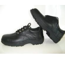 Giày da mũi sắt thấp cổ nhãn hiệu Keep