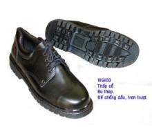 GD-016 Giày da mũi sắt thấp cổ Vigico