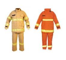 Quần áo chống cháy Nomex 2 lớp 300độ