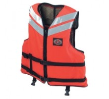 Work Boat Life Vests Type III