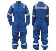 Quần áo liên quần kết hợp phản quang