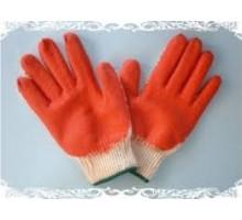 KM-60D Găng tay len pủ cao su đỏ 60g